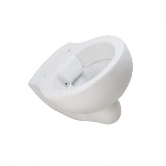 Hero 16 falra szerelhető rimless wc (ülőke nélkül)
