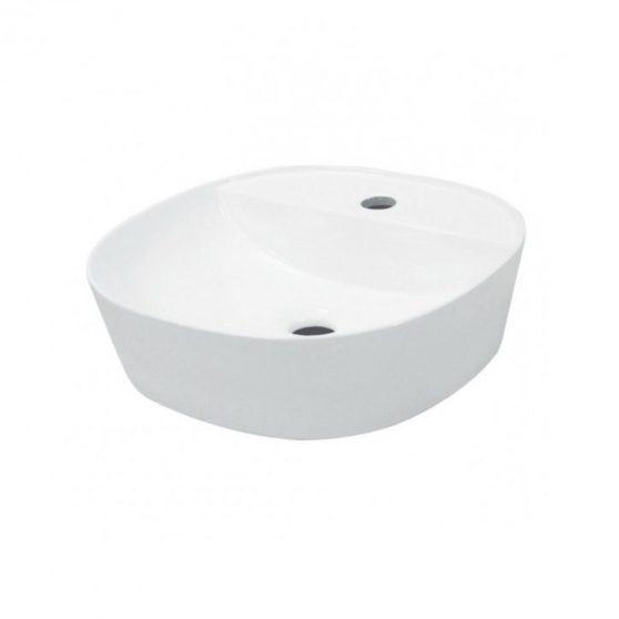 KR-850 kerámia design mosdó pultra szerelhető