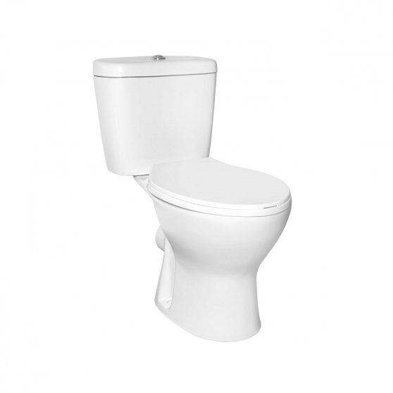 NIAGARA monoblokkos rimless WC soft close ülőkével