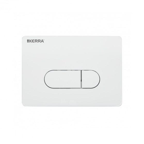 Pacific white WC nyomólap K-50 Slim szetthez