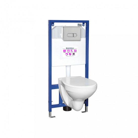 ROSSA-SET falba építhető WC tartály szett