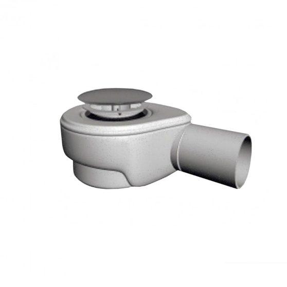Speed 50 click-clack zuhanytálca szifon