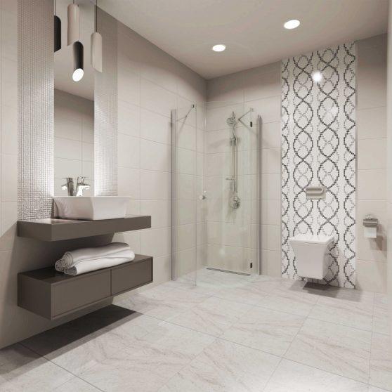 Sylvia 14 falra szerelhető mosdó