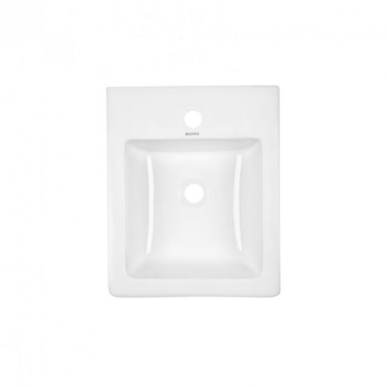 Thor 14 függesztett mosdó, fehér színben
